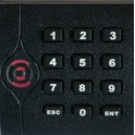 KR202E - Read 125KHz Proximity ID card number or PIN