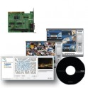 NUUO MPEG-4, 4CH, 30FPS DVR Card