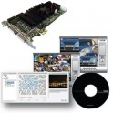 NUUO H.264, 4CH, 120FPS/D1 DVR Card Real Time