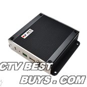 ACTi - ECD-1000 - 16-Channel Megapixel H.264 Video Decoder with, RJ-45 Video Input, HDMI/BNC Video Output, USB 2.0, PoE/DC12V