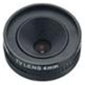 KT&C KLC-0400CC CCTV Camera Lens, C Mount, f4.0 mm