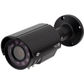 KT&C KPC-LP751NU LPR700TVL, 5~50mm Auto iris Lens, AC24V, IP67, 10 High Power LED's with up to 100ft distance, captures 50mph