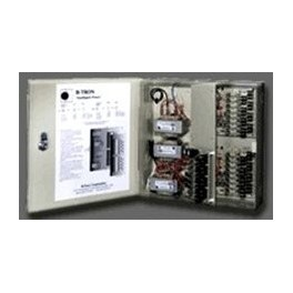 B-Tron 8 Outputs, 4.2 AMPS, 24VAC, Fused Power Supply
