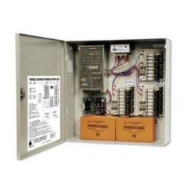 B-Tron 1 Output, 12 VDC, Regulated, 4 Amps, Fire Alarm Interface